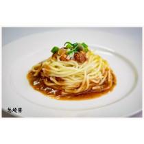 蔥燒肉醬鐵板麵(共5份)